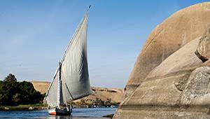 excursies op de Nijl